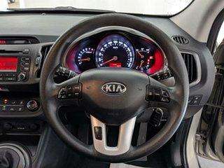 2013 Kia Sportage SL MY13 SI Silver 5 Speed Manual Wagon