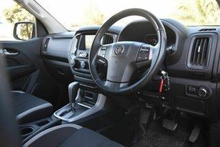 2017 Holden Colorado RG MY17 LS Pickup Crew Cab 4x2 Grey 6 Speed Sports Automatic Utility