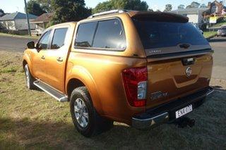 2015 Nissan Navara D23 ST Gold 7 Speed Sports Automatic Utility