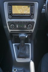 2009 Skoda Octavia 1Z Elegance Sedan Green 6 Speed Sports Automatic Liftback