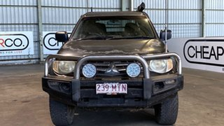 2009 Mitsubishi Triton MN MY10 GLX-R Double Cab 5 Speed Manual Utility
