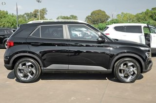 2021 Hyundai Venue QX.V3 MY21 Elite Black 6 Speed Automatic Wagon