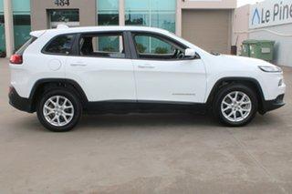 2014 Jeep Cherokee KL Sport (4x2) 9 Speed Automatic Wagon