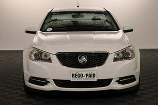 2015 Holden Ute VF II MY16 Ute Heron White 6 speed Automatic Utility.