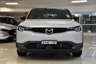 2021 Mazda MX-30 DR2W7A G20e SKYACTIV-Drive Astina White 6 Speed Sports Automatic Wagon.