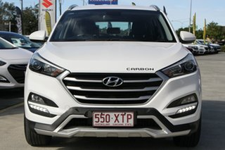 2017 Hyundai Tucson TL MY17 Active X 2WD White 6 Speed Manual Wagon.