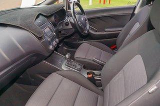 2013 Kia Cerato YD MY13 SI Silver 6 Speed Sports Automatic Sedan