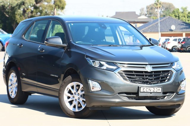 Used Holden Equinox EQ MY18 LS+ FWD Chullora, 2019 Holden Equinox EQ MY18 LS+ FWD Son of a Gun Grey 6 Speed Sports Automatic Wagon