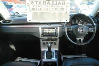 2013 Volkswagen Passat 3C MY14 118 TSI Brown 7 Speed Auto Direct Shift Sedan