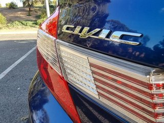 2015 Honda Civic 9th Gen Ser II MY15 Limited Edition Morpheous 5 Speed Sports Automatic Sedan