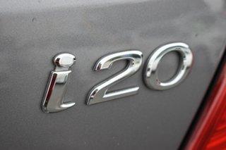 2014 Hyundai i20 PB MY14 Active Grey 4 Speed Automatic Hatchback