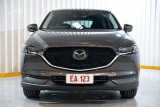2019 Mazda CX-5 KF2W7A Maxx SKYACTIV-Drive FWD Brown 6 Speed Sports Automatic Wagon