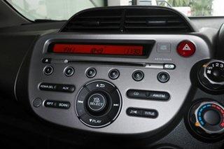 2011 Honda Jazz GE MY11 VTi Blue 5 Speed Manual Hatchback