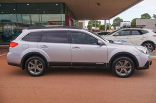 2014 Subaru Outback B5A MY14 2.0D Lineartronic AWD Premium Silver 7 Speed Constant Variable Wagon
