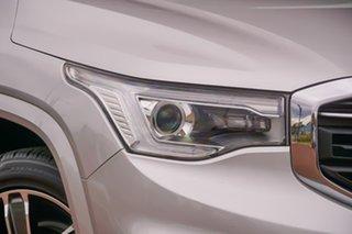 2018 Holden Acadia AC MY19 LTZ-V 2WD Silver 9 Speed Sports Automatic Wagon.