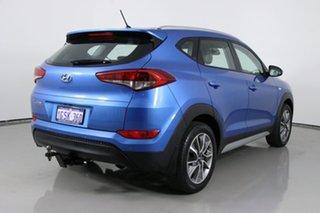 2017 Hyundai Tucson TL MY18 Active X (FWD) Blue 6 Speed Automatic Wagon