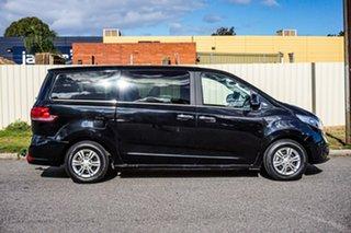 2016 LDV G10 SV7A Black 6 Speed Sports Automatic Wagon.