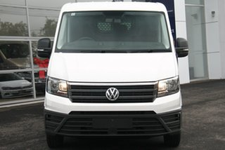 2020 Volkswagen Crafter SY1 MY21 35 MWB FWD TDI340 White 8 Speed Automatic Van