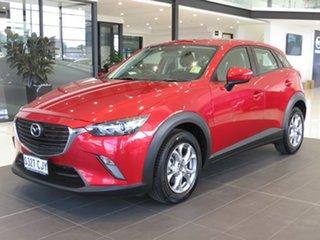 2017 Mazda CX-3 Maxx SKYACTIV-Drive i-ACTIV AWD Wagon.