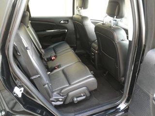2015 Dodge Journey JC MY15 R/T Black Metallic 6 Speed Automatic Wagon