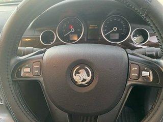 2007 Holden Statesman WM White 5 Speed Sports Automatic Sedan