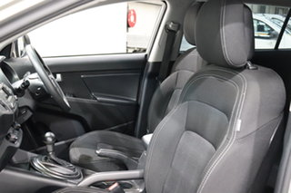 2014 Kia Sportage SL MY14 Si 2WD Silver 6 Speed Sports Automatic Wagon
