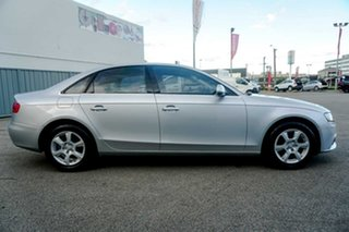 2010 Audi A4 B8 8K MY10 Silver 6 Speed Manual Sedan.