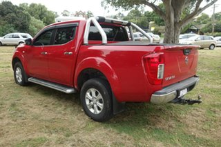 2016 Nissan Navara D23 ST Red 7 Speed Sports Automatic Utility.