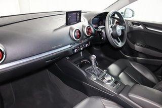 2019 Audi A3 8V MY20 35 TFSI Sportback S Tronic S Line Plus White 7 Speed
