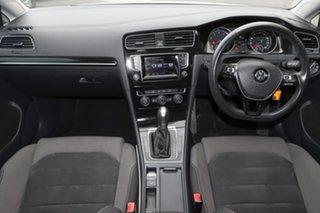 2013 Volkswagen Golf VII MY14 103TSI DSG Highline White 7 Speed Sports Automatic Dual Clutch