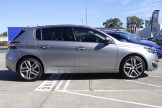 2015 Peugeot 308 T9 Allure Premium Grey 6 Speed Sports Automatic Hatchback