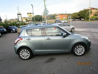 2011 Suzuki Swift FZ GLX 4 Speed Automatic Hatchback