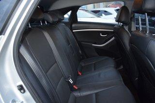2014 Hyundai i30 GD2 MY14 Trophy Billet Silver 6 Speed Sports Automatic Hatchback
