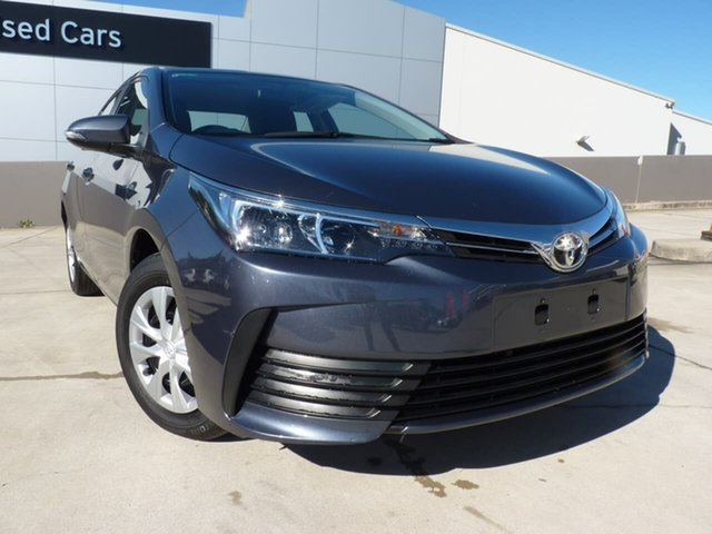 Pre-Owned Toyota Corolla ZRE172R Ascent S-CVT Blacktown, 2019 Toyota Corolla ZRE172R Ascent S-CVT Moonlight 7 Speed Constant Variable Sedan