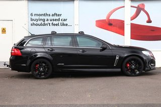 2015 Holden Commodore VF MY15 SS V Sportwagon Redline Black 6 Speed Sports Automatic Wagon