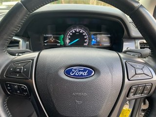 2017 Ford Ranger PX MkII FX4 Double Cab Grey 6 Speed Sports Automatic Utility