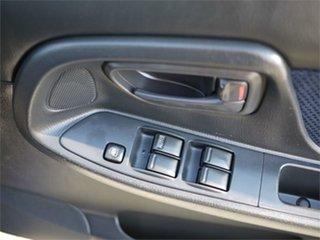 2001 Subaru Impreza S RX Blue Automatic Hatchback