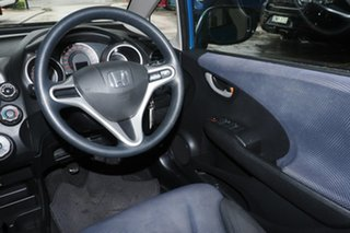 2011 Honda Jazz GE MY11 VTi Blue 5 Speed Manual Hatchback
