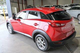 2016 Mazda CX-3 DK2W7A Maxx SKYACTIV-Drive Red 6 Speed Sports Automatic Wagon