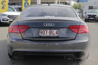 2015 Audi RS5 8T MY15 S Tronic Quattro Daytona Grey Pearl/leather 7 Speed