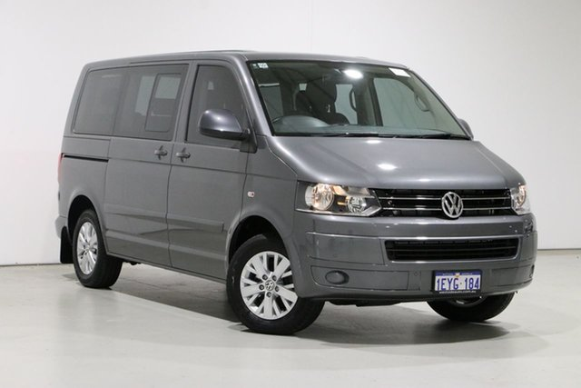 Used Volkswagen Multivan T5 MY15 Comfortline TDI340 Bentley, 2015 Volkswagen Multivan T5 MY15 Comfortline TDI340 Grey 7 Speed Auto Direct Shift Wagon
