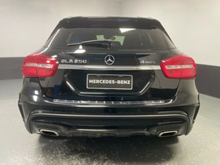 2015 Mercedes-Benz GLA-Class X156 806MY GLA250 DCT 4MATIC Black 7 Speed Sports Automatic Dual Clutch