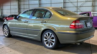 2004 BMW 3 Series E46 MY2004 320i Steptronic Executive Green 5 Speed Sports Automatic Sedan