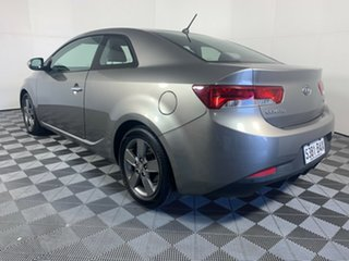 2009 Kia Cerato TD MY10 Koup Bronze 4 Speed Sports Automatic Coupe