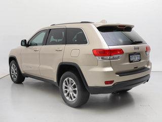 2014 Jeep Grand Cherokee WK MY14 Laredo (4x2) Gold 8 Speed Automatic Wagon