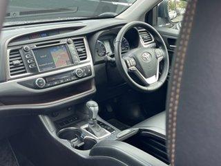 2016 Toyota Kluger GSU50R GXL 2WD Grey 8 Speed Sports Automatic Wagon