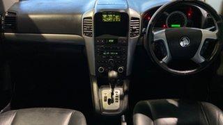 2008 Holden Captiva CG MY08 LX AWD White 5 Speed Sports Automatic Wagon