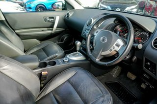 2010 Nissan Dualis J10 MY2009 Ti X-tronic AWD Silver 6 Speed Constant Variable Hatchback
