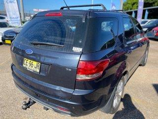 2011 Ford Territory SZ TS Seq Sport Shift Smoke 6 Speed Sports Automatic Wagon.