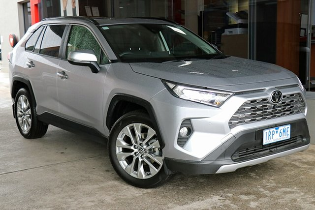 Pre-Owned Toyota RAV4 Mxaa52R Cruiser 2WD South Morang, 2019 Toyota RAV4 Mxaa52R Cruiser 2WD Silver Sky 10 Speed Constant Variable Wagon
